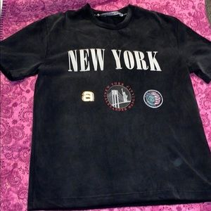 Alexander Wang New York Souvenir shirt